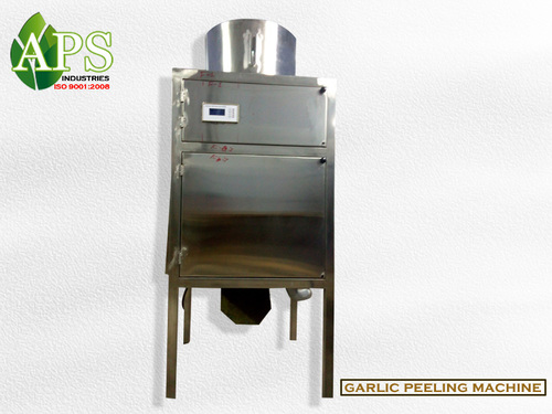 Garlic Peeling Machine 100 kg