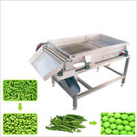 Green Soy Bean Peeling Machine