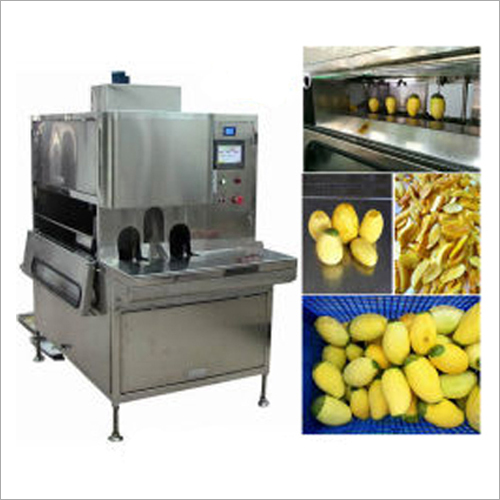 Mango Peeling Machine
