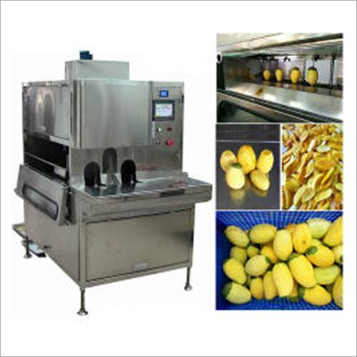 Mango Peeling Machine