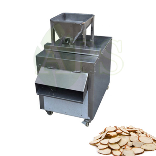 Almond Slice Machine