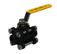 Three Piece Ball Valves