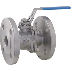 The two piece ball valves
