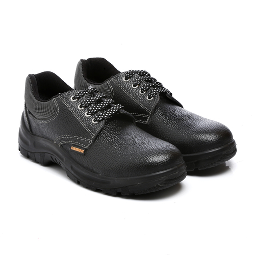 Genuine Leather PU Safety Shoes