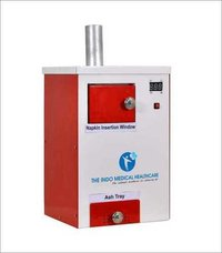 Face Mask And Sanitary Napkin Incinerator