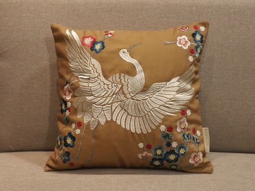 EMBRIODERED CUSHIONS