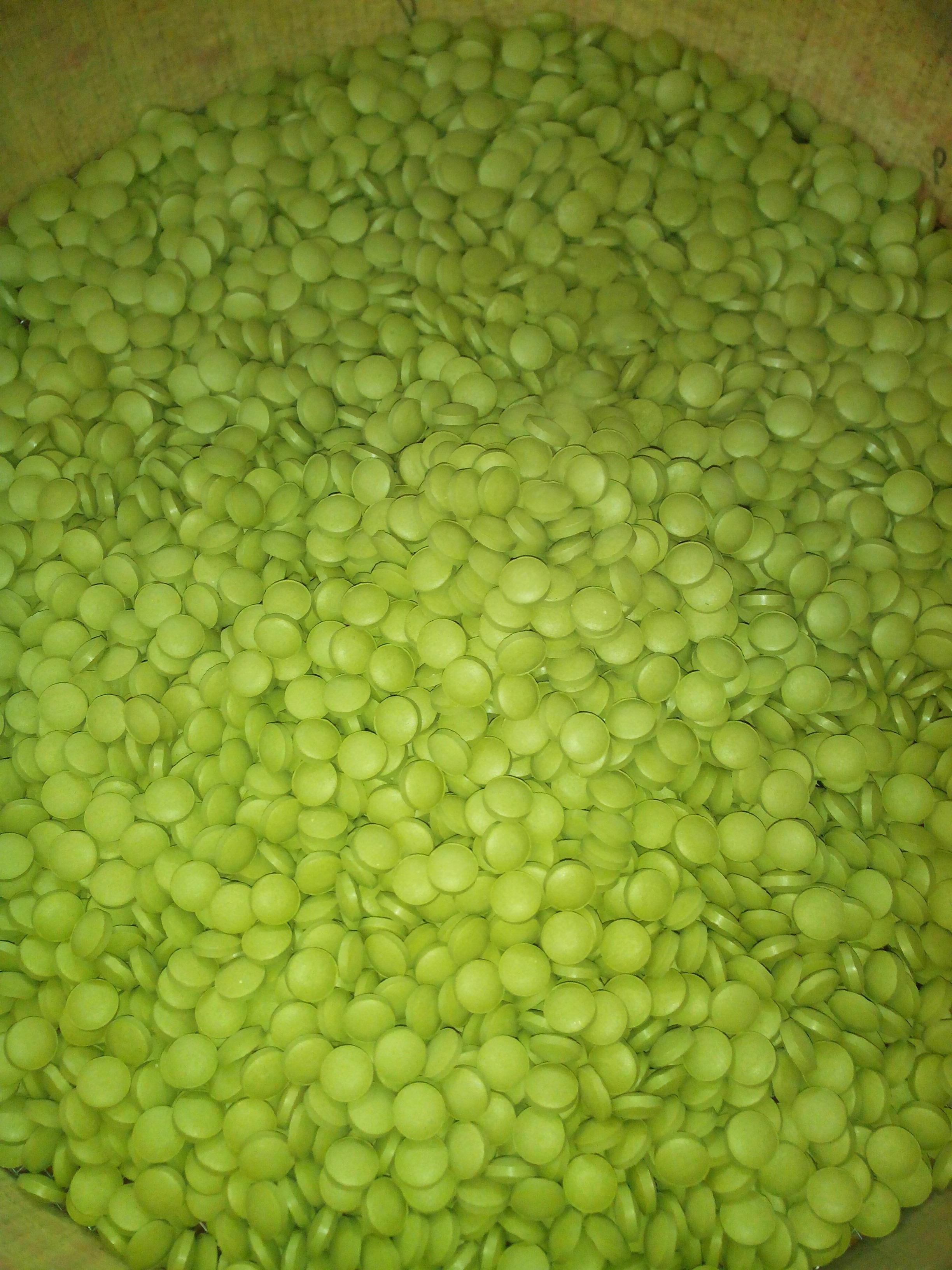 Ayurvedic Wheatgrass Tablets