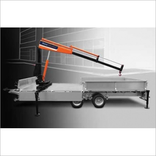 Swinglift Trailer Mounted Crane