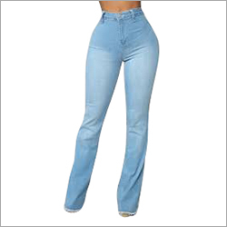 Ladies Long  Jeans
