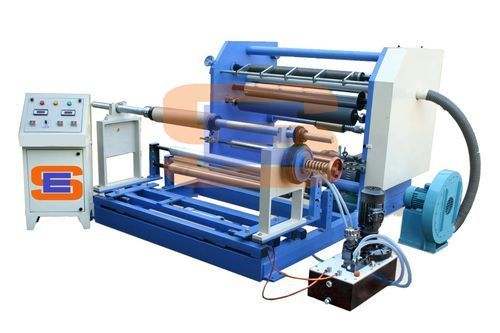 Slitting Rewinder Machine