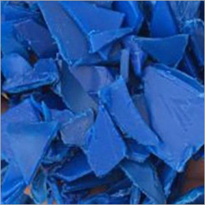 HDPE Blue Drum Flakes
