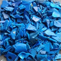 HDPE Blue Flakes