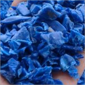 HDPE Waste Flakes