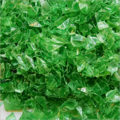 PET Green Bottle Flakes