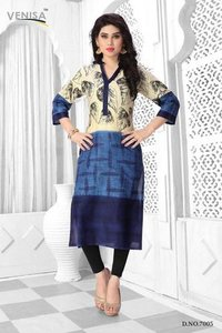 Venisa Cotton Queen 2 Kurti Catalog