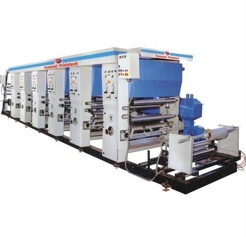 Wet and Dry Printing Machine