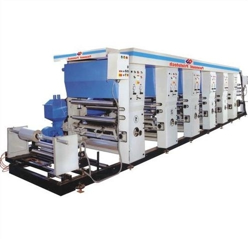 Gravure Printing Machine