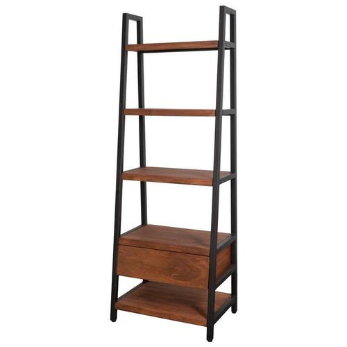 Wooden Book Shelves: Style-1