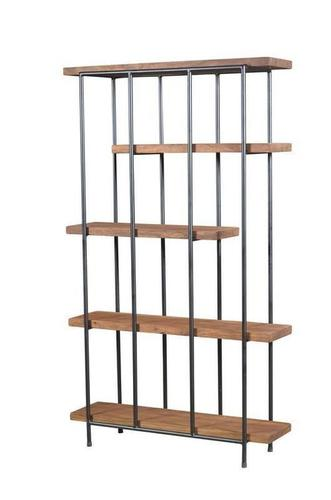 Wooden Book Shelves: Style - 2