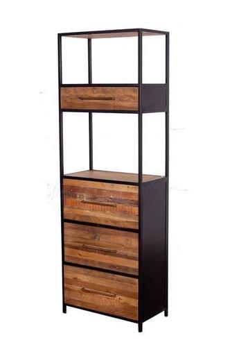 Wooden Book Shelves: Style - 4