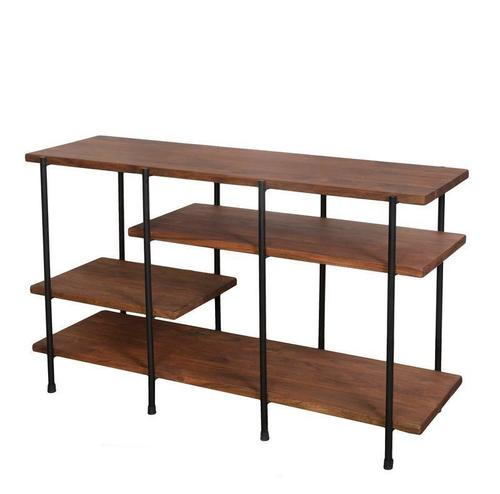 Wooden Book Shelves: Style - 5