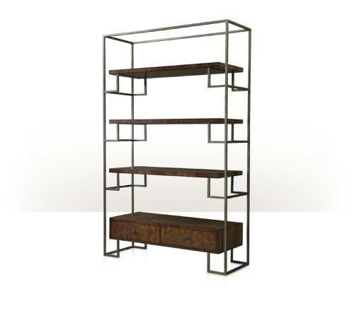 Wooden Book Shelves: Style - 6