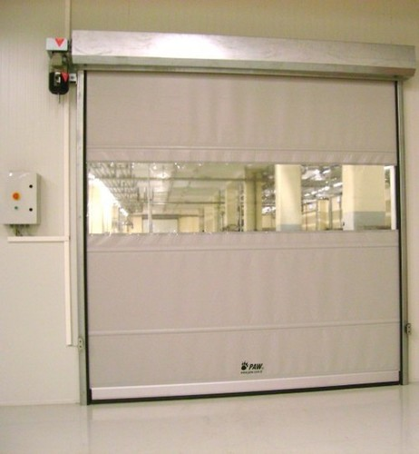 Star Roll UP Door with Modular Curtain
