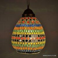 MOSAIC HANDMADE WALL LAMP