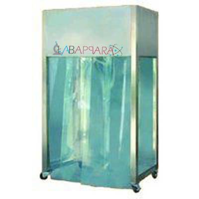 Dispensing & Sampling Booth Labappara