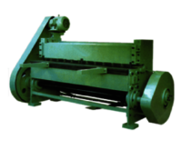 Mechanical Guillotine Shearing Machines