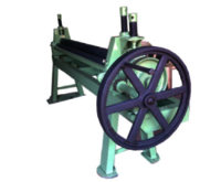 Hand Operated Bending Rollers