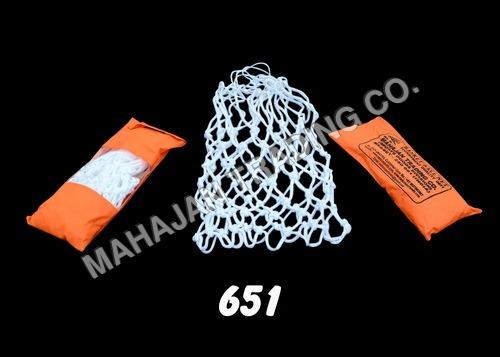 White Basketball Nets