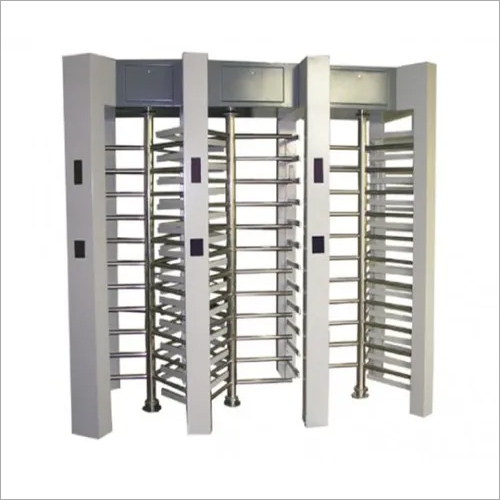 Full Height Triple Lane Turnstile
