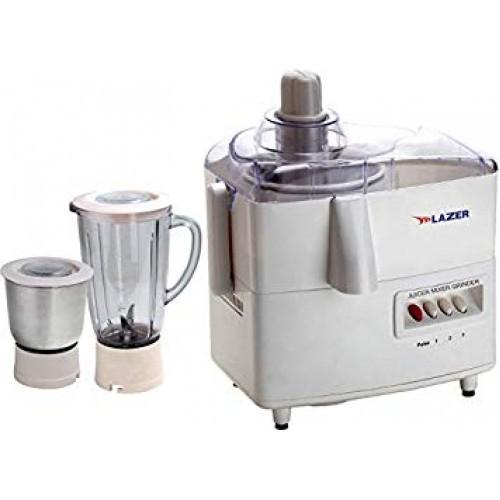 LAZER Juicer Mixer Grinder-Sensation 500 W