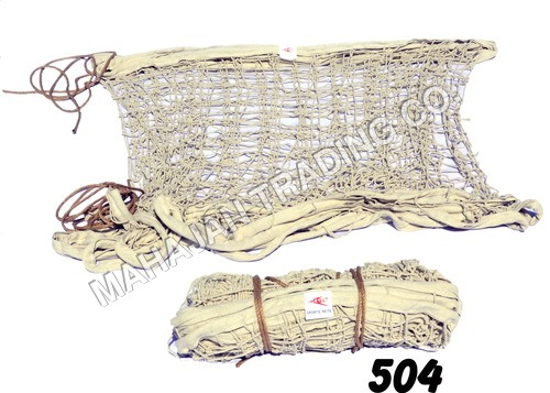 EXTRA THICK VOLLEY BALL NET COTTON
