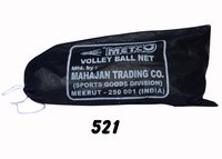 Y.M.C.A. THICK VOLLEY BALL NET COTTON