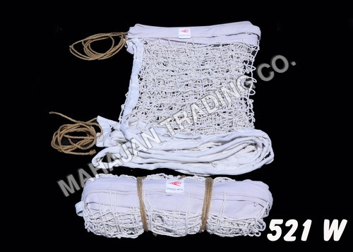 Volley Ball Net Cotton Single