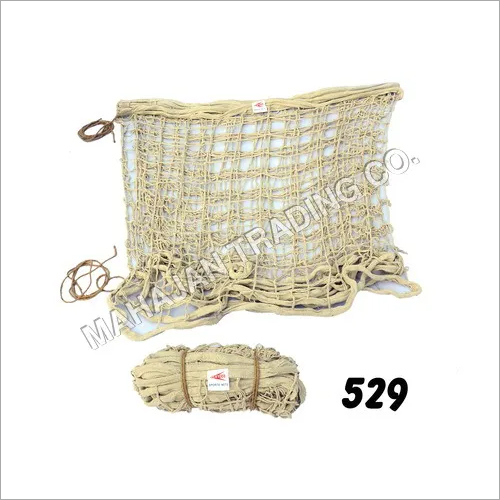 THICK VOLLEYBALL NET COTTON DOUBLE