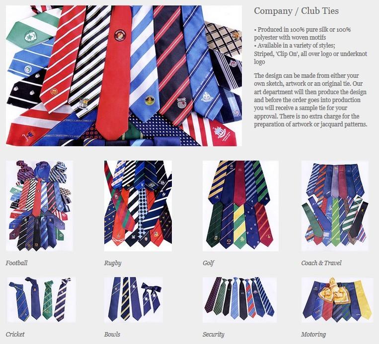 Uniform Necktie