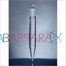 Centrifuge Tube,Conical Bottom, Graduated With Interchangeable Stopper