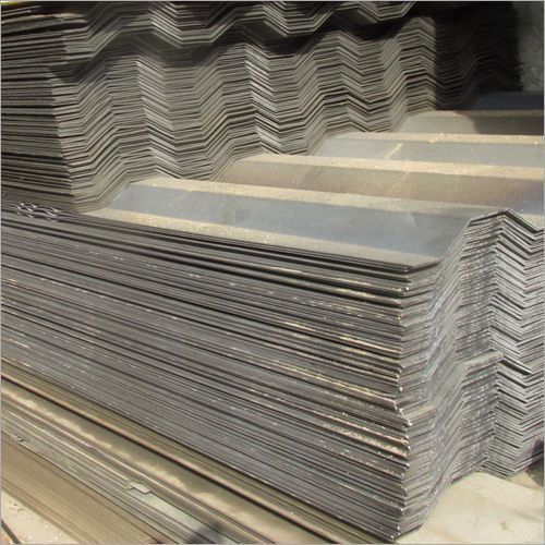 Iron Sheet Metal manual cutting and bending job work