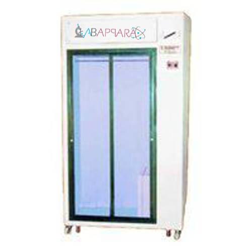 Material Storage Cabinet (Vertical Flow) Labappara