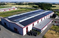 Industrial Solar Power Project