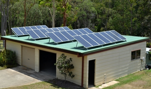 Home Solar Power Project