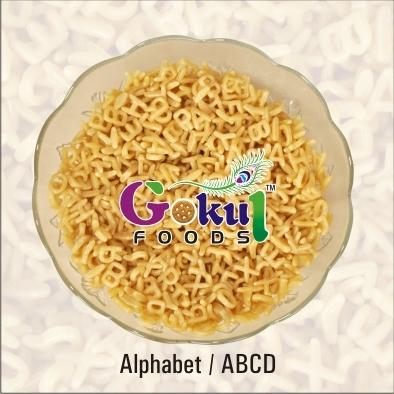 Alfabet Fryums