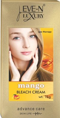 EVE-N LUXURY BLEACH CREAM MANGO 1 KG