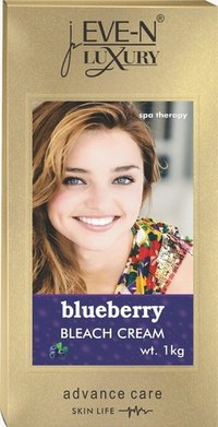 EVE-N LUXURY BLEACH CREAM BLUEBERRY 1 KG
