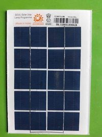 Small Polycrystalline Solar Panel