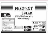 Lamp Solar Panel