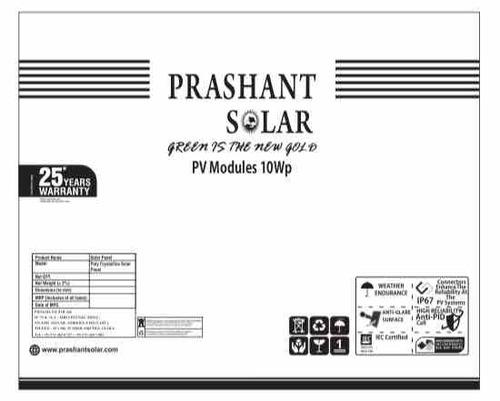 Solar light Panel